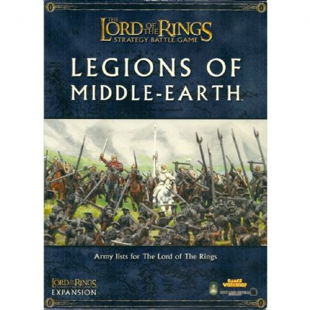 The Lord of the Rings Legions of Middle-Earth 2006